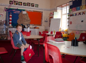 Oliver's Classroom.