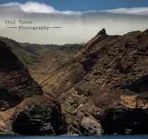 Break Neck Valley St Helena