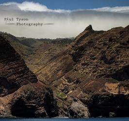 Break Neck Valley St Helena