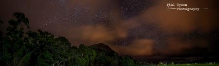 Francis Plain Night Sky