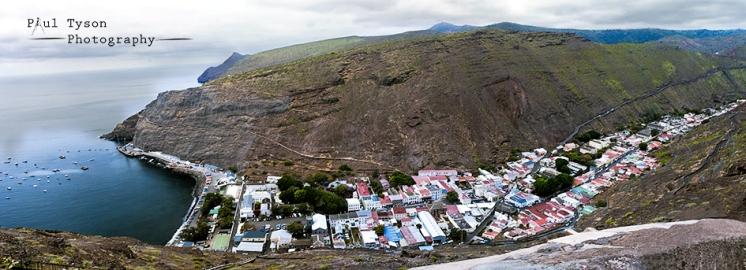 James Town Panorama