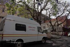 St Helena Ambulance