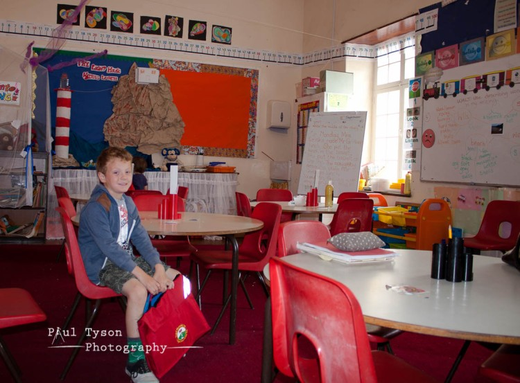 Olivers Yr 2 classroom