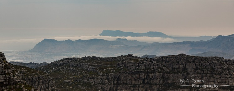 View to the Cape of Good Hope
