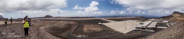 Runway Panorama