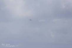 First Sighting of the Bombardier Challenger 300