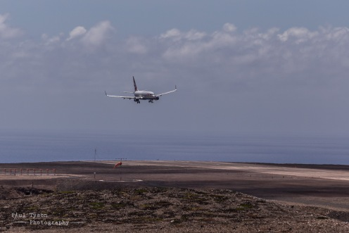 St Helena Commercial Jet Flight (15)