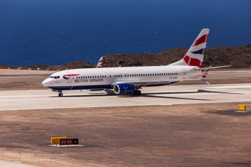 St Helena Commercial Jet Flight (23)