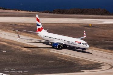 St Helena Commercial Jet Flight (25)