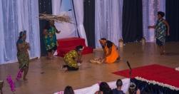 African Dancers.