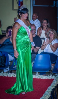 And the winner is,Miss Kimley Yon