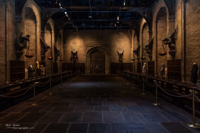 The actual great hall.