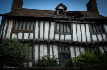 Godric's Hollow, Harry's childhood home where his parents where killed.