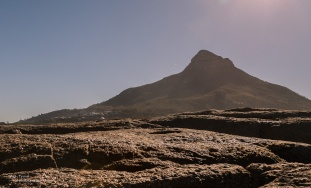 Lions Head looks down on Camps Bay